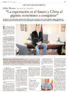 Entrevista Julián Ramón